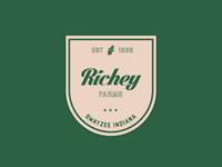 Rechey Farms Sticker