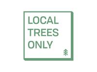Local Tree Farm Sticker