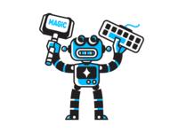 Robot Logomark