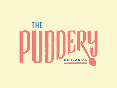 The Puddery Logo