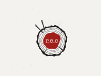 Red Echo Collective Logo