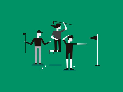 Golfing 🏌️