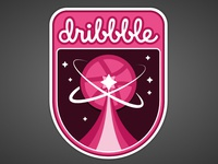 My Dribbble Mission Patch