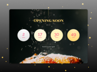 Daily UI 14 | Countdown Timer
