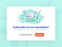 Daily UI 16 | Pop-Up / Overlay