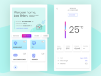 Daily UI 21 Home Monitoring