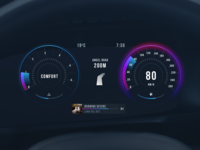 Daily Ui 34 | Car Interface