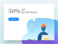 Daily Ui 36   Special Offer