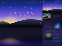 Daily Ui 48 | Coming Soon