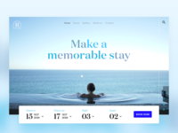 Daily Ui 67 | Hotel Booking