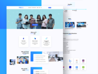 Trainee Landing Page