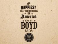 Boyd Type