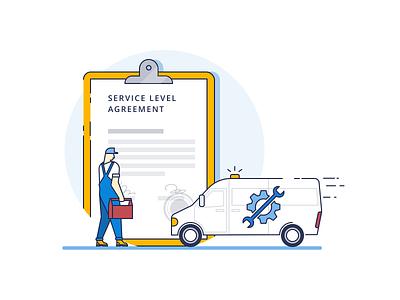 Service Level Agreement