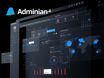 Adminian 4 | Ultimate Design System for Complex Web Applications