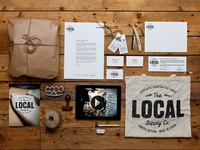 Local Supply Company Identity