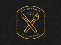 Studio Paul Olsson Logotype