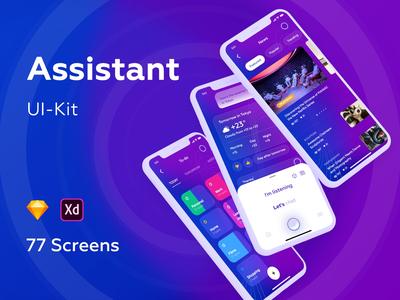 Assistant UI Kit