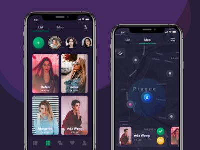 The Dating App UI Kit