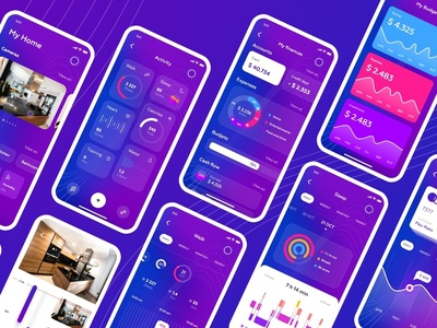 UI Kit personal assistant.