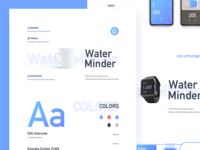 Water Minder-Redesign
