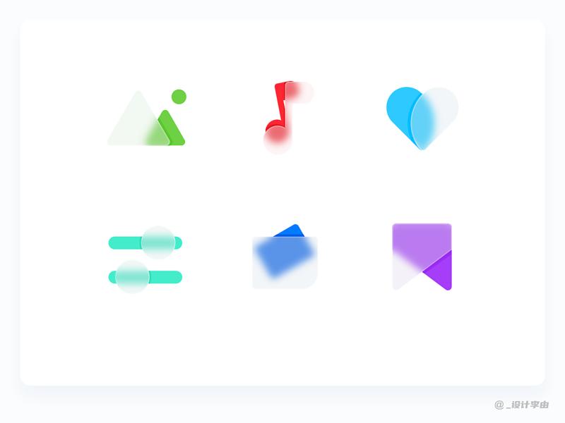 Icon collection V.012 sketch icon set icon bigsur google