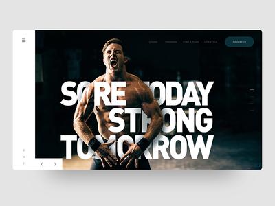Fitness Website ps fitness web