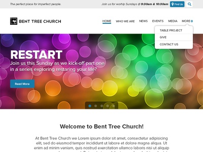 Bent Tree Church