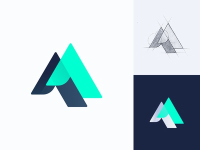 Logo idea for a tech company