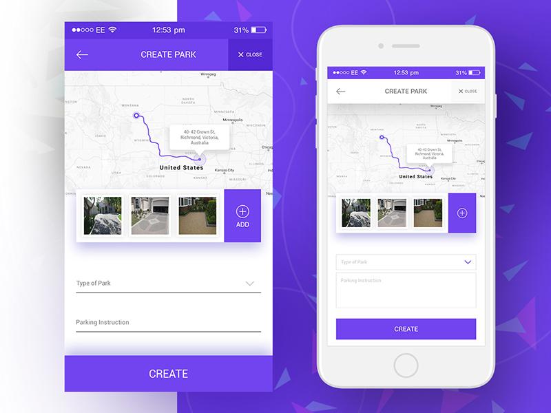 Iphone App Design Ios Ui Ux Interface Design By Nilesh Mistry