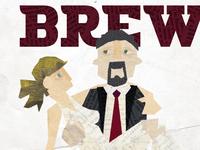 i do! brew label