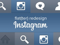 Instagram iOS redesign