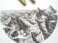 Gamchen volcano