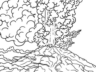 Birth Of The Volcano (digital version)