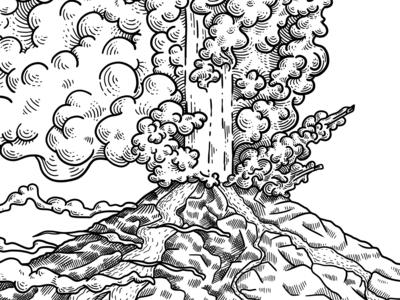 Birth Of The Volcano