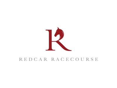 Redcar Racecourse new brand  logo brand horse racing racecourse