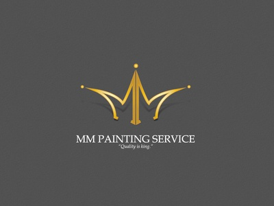 MM Painting Logo