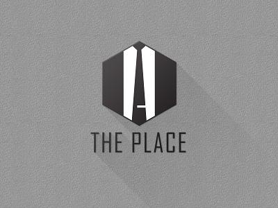 The Place Logo 2 logo logo design brand graphic design illustrator branding