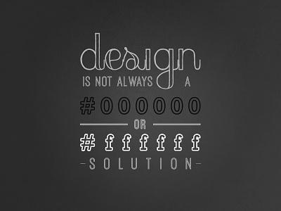 Design Quote fonts text fun creative graphic design