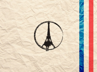 Peace For The French our oldest ally france