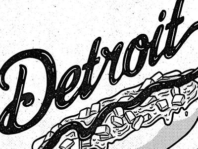 Hotdog Detroit