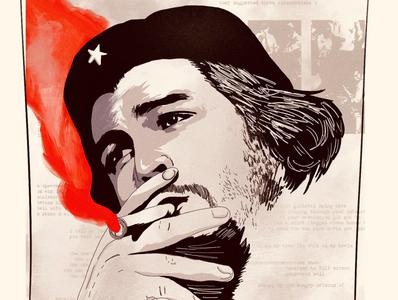 Che Guevara - Sketch