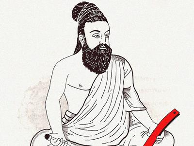 Valluvar Sketch