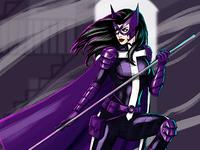Huntress Dribbble