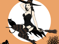 Witchy Vixen