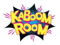 Kaboom Room Logo (March 2018)