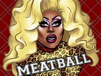 Meatball Illustration (March 2018)