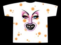Florida Man T-shirt Design & Illustration