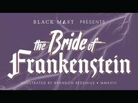 Bride of Frankenstein Title Card