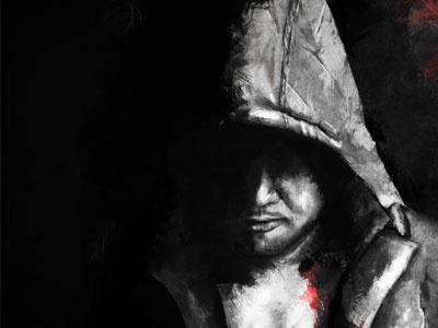 Darkness illustration design art drawing digital paint digital painting graphic design