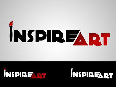 Inspire Art Logo 99 design logo type logotype graphic